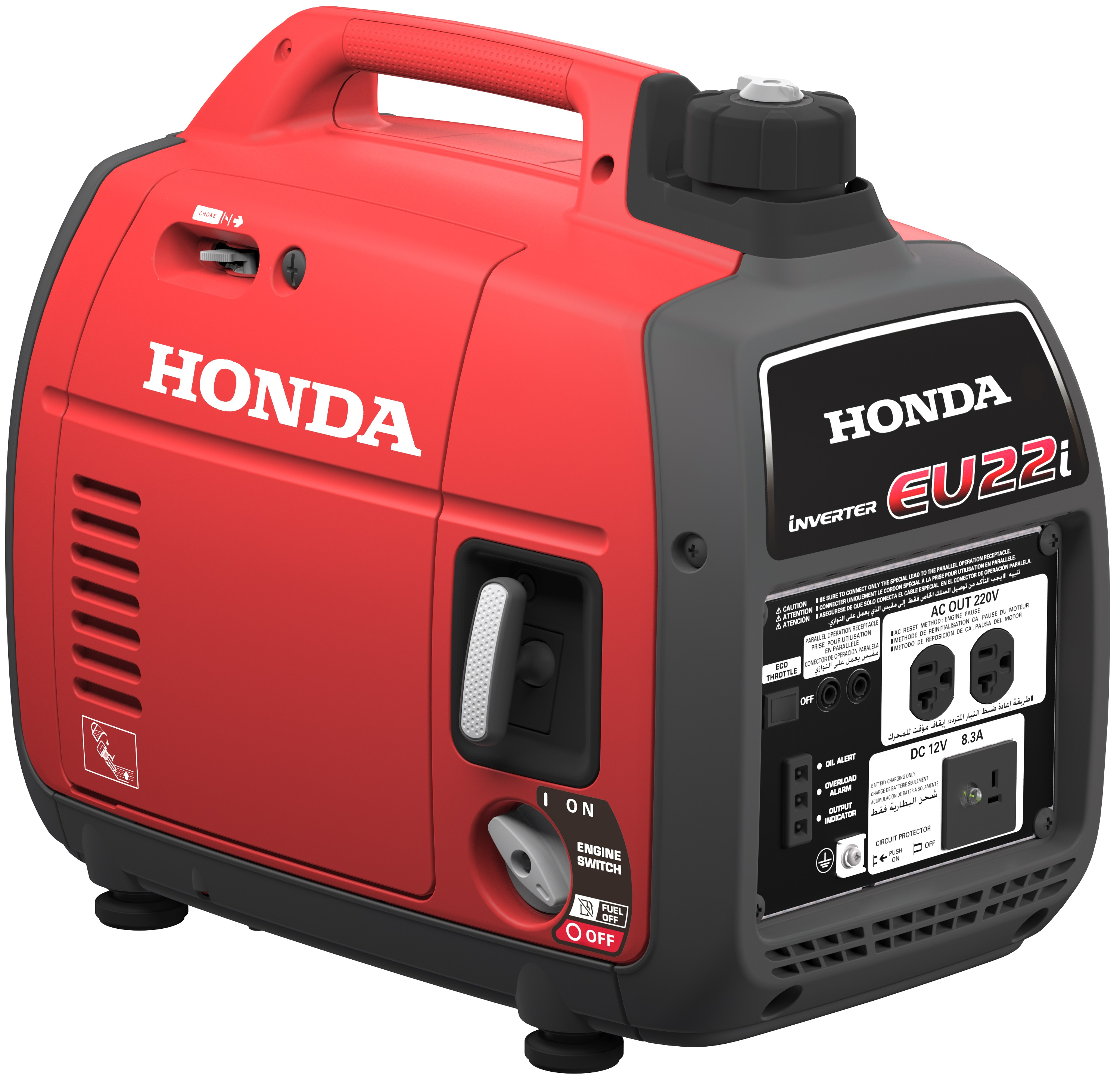 HONDA POWER TOOLS